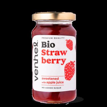 BIO jahodový džem